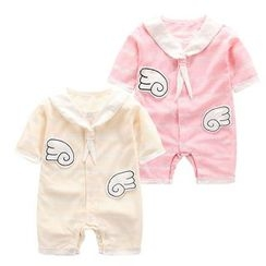 Madou - Baby Applique Bodysuit