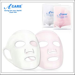 Acare - Reusable Silicone Facial Mask Cover