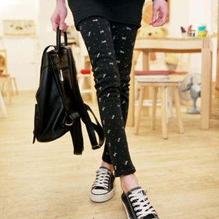 Tokyo Fashion - Patterned Leggings