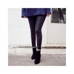 MASoeur - Wet-Look Skinny Pants