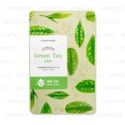 Etude House - New I Need You, Green Tea! Mask Sheet