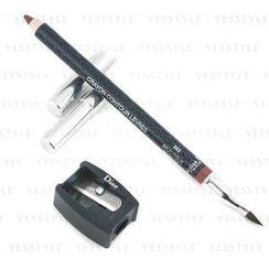 Christian Dior - Lipliner Pencil (#593 Brown Fig)