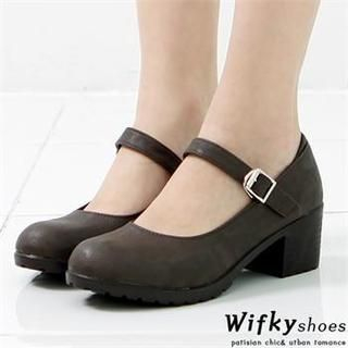 Wifky - Mary Jane Pumps