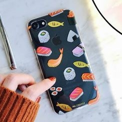 Milk Maid - Printed iPhone 6 / 6 Plus / 7 / 7 Plus Case