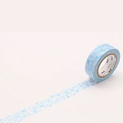 mt - mt Masking Tape : mt 8P Line Pale Blue (8 Pieces)