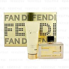 Fendi - Fan Di Fendi Coffret: Eau De Parfum Spray 50ml/1.7oz + Body Lotion 75ml/2.5oz