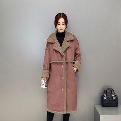 Romantica - Fleece-Lined Long Coat