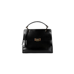 DABAGIRL - Metal-Closure Flap Satchel