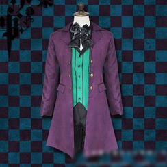 Comic Closet - Black Butler 2 Alois Trancy Cosplay Costume