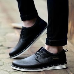 Tabris - Lace-Up Casual Shoes