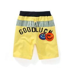 WellKids - Kids Applique Shorts
