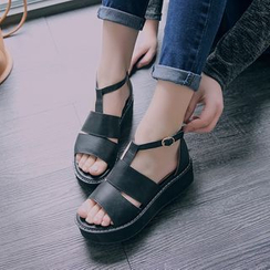 Shoes Galore - Platform Sandals