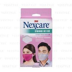 3M - Nexcare 舒適保暖口罩 (深灰中碼)