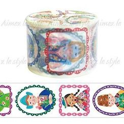 Aimez le style - Aimez le style Masking Tape Primaute Wide World Children