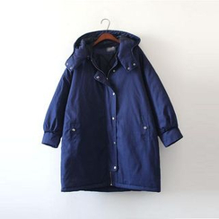 Jolly Club - Quilted-Lining Parka