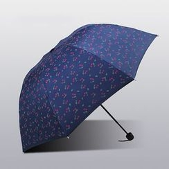 Petrichor - Printed Foldable Umbrella