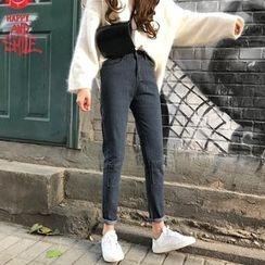 CosmoCorner - Slim Fit Jeans