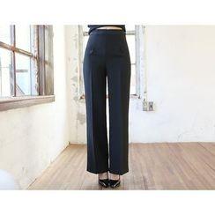 DANI LOVE - Zip-Side Dress Pants