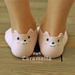 櫻桃兔兔 - 動物印花襪子