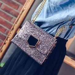 Youshine - Glittered Crossbody Bag