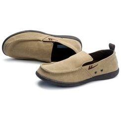Zuruck - Canvas Loafers