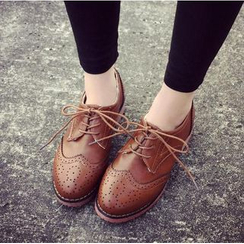 BAYO - Brogue Oxfords
