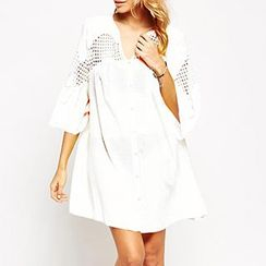 Sunset Hours - Perforated Cover-Up