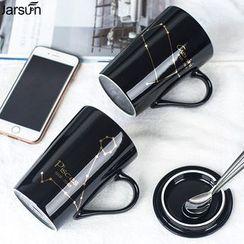 Jarsun - Constellation Mug with Lid & Spoon