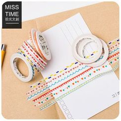 Fancy Mansion - Print Masking Tape