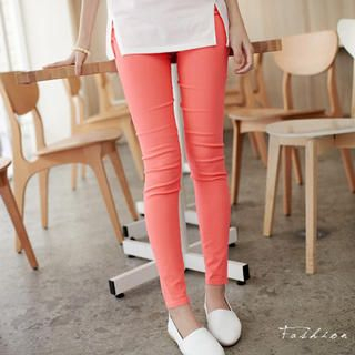 Tokyo Fashion - Band-Waist Skinny Pants