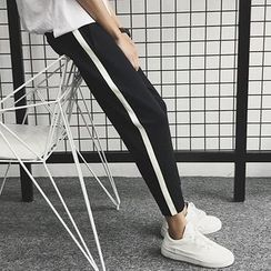 Z. FOCUS - Striped Sports Pants