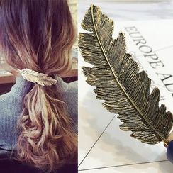 Pop Lop - Feather Hair Clip