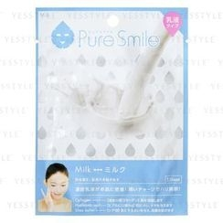 Sun Smile - Pure Smile Essence Mask Series For Milky Lotion (Milk)
