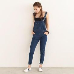 SO Central - Denim Overalls
