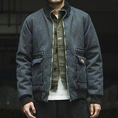 Streetstar - Zip Padded Jacket