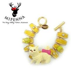 MIPENNA - Kitten 可爱的小猫手链