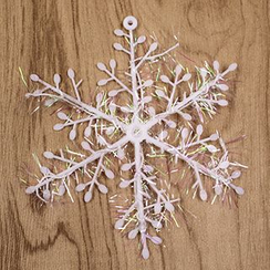 Evora - Snowflake Ornament (3 pcs)