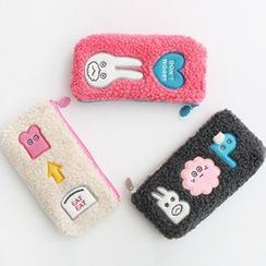Full House - Applique Pencil Case