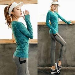 Zosia - Set: Long-Sleeve Sweatshirt + Leggings