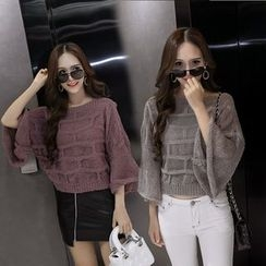 QZ Lady - Bell-Sleeve Sweater