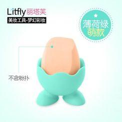 Litfly - Makeup Sponge Holder