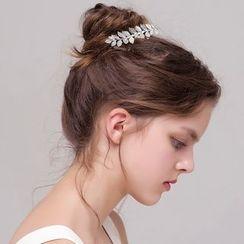 Miss Diva - Leaf Hair Clip