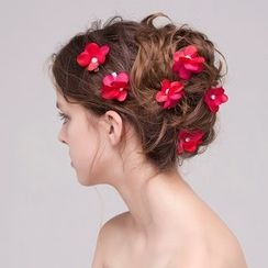 Miss Diva - Floral Hair Clip