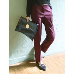 LOLOten - Flat-Front Dress Pants