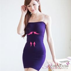 Beauty Focus - Sleeveless Shapewear Dress