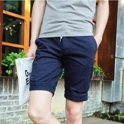 TCC - Drawstring Waist Shorts