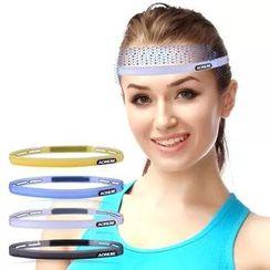 Wild Bamboo - Silicone Sport Headband