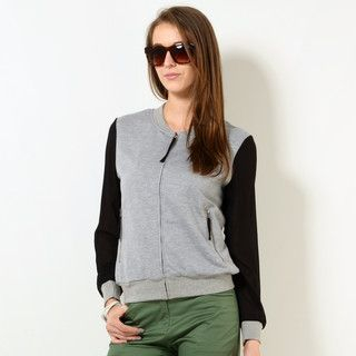 YesStyle Z - Chiffon Sleeve Versatile Jacket