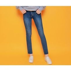 HOTPING - Washed Skinny Jeans