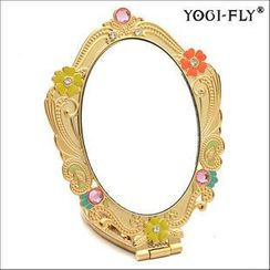 Yogi-Fly - Phoenix Antique Hand Mirror